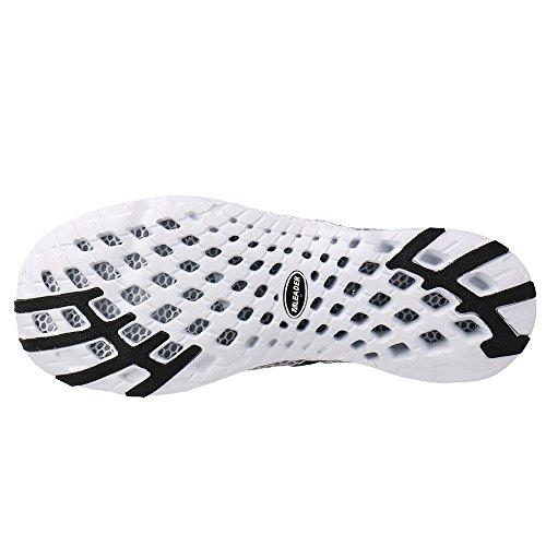 Aleader, scarpe da uomo subacquee ad asciugatura rapida GrayBlack