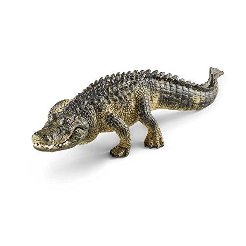 schleich-alligator