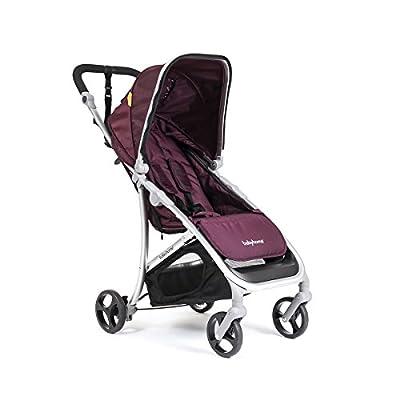 Babyhome Vida - Silla de paseo, color purpura