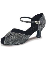 Sylvia-Chaussures de danses de salon Roch Valley