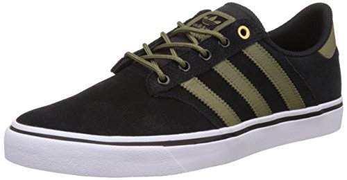 adidas Seeley Premiere, Chaussures homme Noir