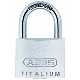 ABUS Titalium-Vorhangschloss 64TI/30, 56950