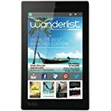 Kobo Arc 7 HD 17.78 cm (7'') Tablet PC (NVIDIA, 1,7GHz, 1Go RAM, 32Go HDD, Android, Ecran tactile) Noir