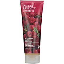 Desert Essence Red Raspberry Shampoo Unisex No profesional Champú 237ml - Champues (Unisex, No