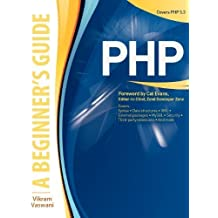 PHP: A BEGINNER'S GUIDE 1st (first) Edition by Vaswani, Vikram published by McGraw-Hill Osborne Media (2008)