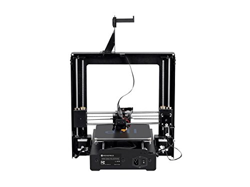 Monoprice Maker Select Plus 3D Printer 3D-Drucker und Euro-Netzadapter (Typ F) 121871 - 5