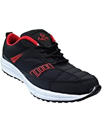 Lancer Black/RED (HYDRA) Sports shoes for mens