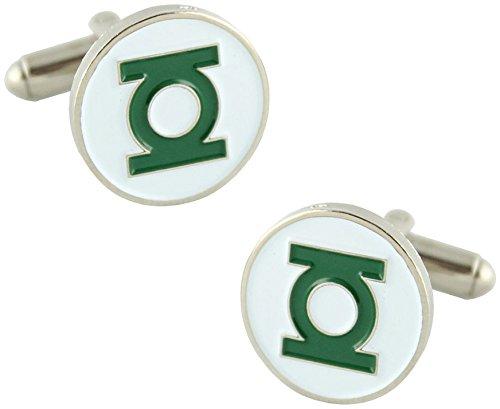 Gemelos-Linterna-Verde-Blanco