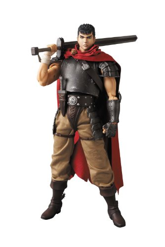 Berserk Guts Real Action Hero Band Of The Hawk Version Action Figurine