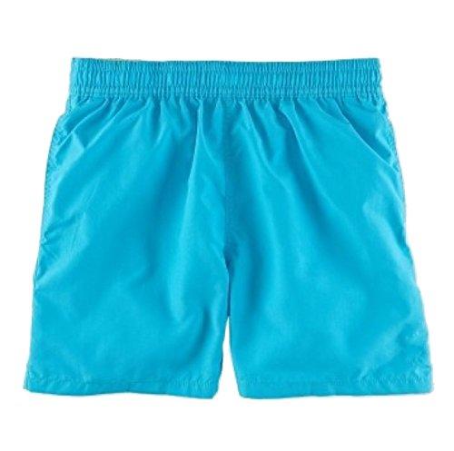 2 Pack Vêtements Hommes Quick Dry Plage Loisirs Couleur Unie Swim Trunk Tailles Et Couleurs Assorties I
