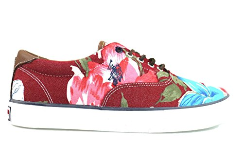 Chaussures Homme U.S POLO ASSN. sneakers MultiCouleur Textile AM826 (42 EU)