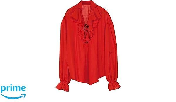 WIDMANN WDM4190K - Costume Per Adulti Camicia Pirata Rinascimento ... c3e4b5273c7