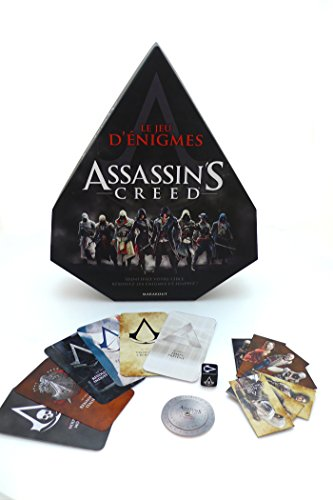La boîte Assassin's Creed