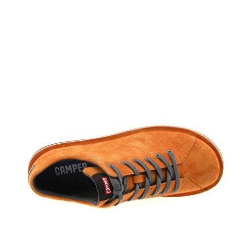 Camper 18648, Baskets mode homme Orange