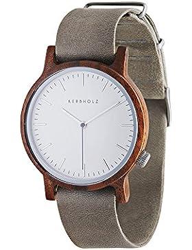Kerbholz Damen-Armbanduhr 4251240402468