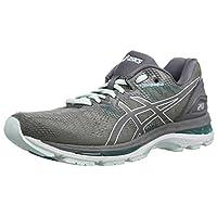 Asics Women's Gel-NimbUS 20 Running Shoes, Grey Carbon 020, 6.5 UK,T850N