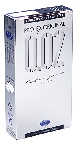 Protex Original 0.02 Ultime Finesse 6 latexfreie Kondome