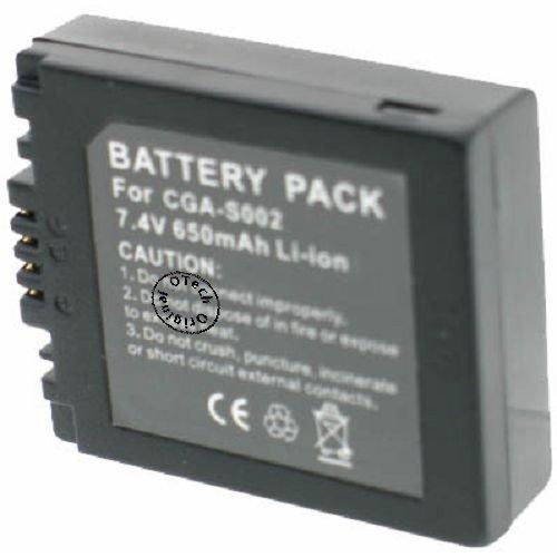 Otech Akku, kompatibel mit Panasonic Lumix FZ38