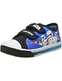 Star Wars Boys Kids Low Sneakers, Zapatillas Para Niños