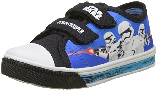 Star Wars Boys Kids Low Sneakers, Baskets garçon