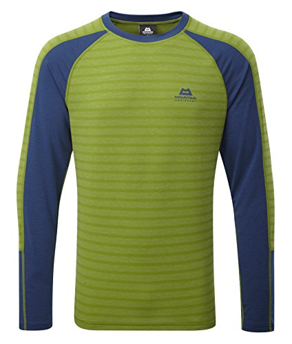 Mountain Equipment Redline LS Tee (Redline Bekleidung)