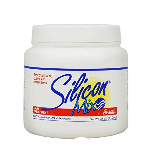Avanti Silicon Mix (Tratamiento Capilar Intensivo Avanti SILICON MIX, Haarpflegekur mit 1000ml !!!)
