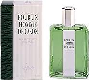 Caron Pour Un Homme de Caron for Men -125ml, Eau de Toilette-