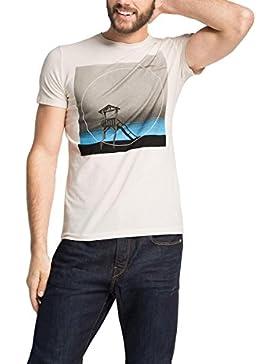 Esprit Cn Cotly Aws Ss - camiseta Hombre