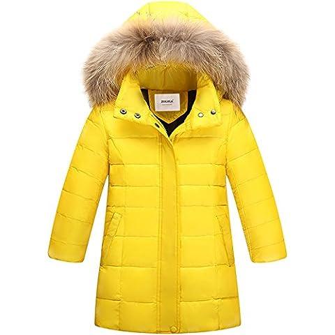 ZOEREA chaqueta niña invierno abrigos ropa de niña chaqueta niño