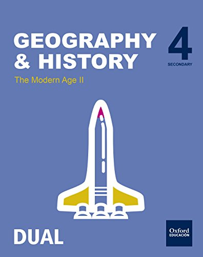 Inicia Dual Geography & History. Student's Book. Volume 2 - 4º ESO - 9780190507190