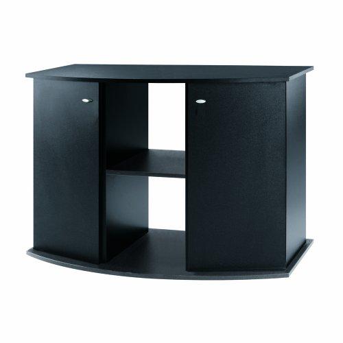 Ferplast 66011217 Stand Cayman 110 Scenic Aquarium Unterschrank, 110 x 55 x 73 cm, schwarz