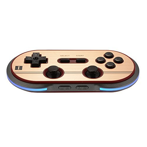 XCSOURCE Wireless Bluetooth Gamepad Game Controller Dual Classic Multi-mode Joystick By 8Bitdo FC30 Pro for iOS Android Mac PC AC865