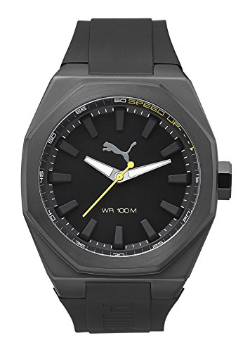 Puma-Herren-Armbanduhr-PU104051002 (Uhr Puma)