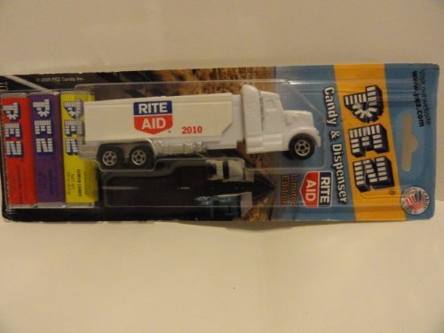 pez-rite-aid-limited-edition-2010-truck-and-3-candy-refills-by-pez-candy-inc