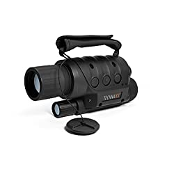 Technaxx 4560 TX 73 with Camera Function, Night Vision 4x Zoom, Black
