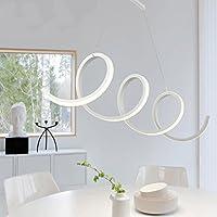 led lustre lustre clairage plafonnier blanc lustre moderne plafonnier luminaires salle manger cuisine bar dcoration