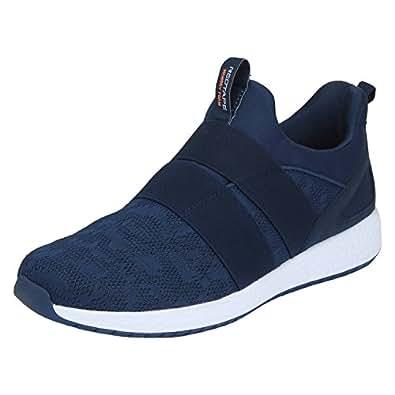 Red Tape Men's Blue Running Shoes - 8 UK / India (42 EU)(RSC0314)