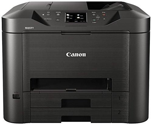 Canon MAXIFY MB5350 Business-Ink Multifunktionsgerät (EU-Version, ohne TAE-Adapter, nicht kompatibel zu deutschem Telefonnetz)