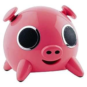 Amethyst iPig iPod Speaker Dock - Pink (discontinued by manufacturer)