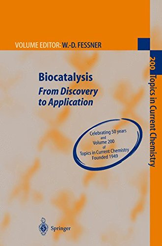 Biocatalysis. : From Discovery to Application