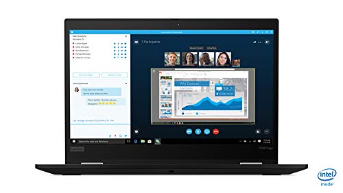 Lenovo ThinkPad X390 Yoga - Intel i7-8565U (512GB/16GB/LTE/Win 10 Pro) Lenovo Mobile Broadband
