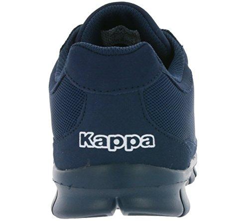 Kappa Unisex-Erwachsene Rocket Sneaker Blau (6767 Navy)