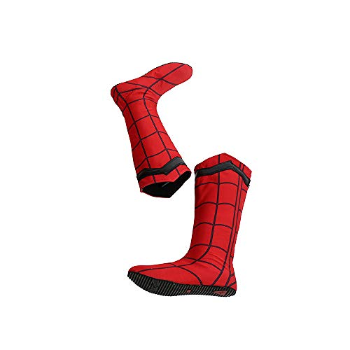 Spiderman Kostüm Kind Erwachsener Cosplay Kostüm Superhelden Halloween Mottoparty Onesies 3D Druck Spandex ()