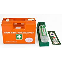 FLEXEO-Erste-Hilfe-Koffer-Set DIN 13 157 (inkl. Cederroth Augenspülstation) preisvergleich bei billige-tabletten.eu
