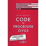Code de procédure civile 2017. Édition limitée - 108e éd.