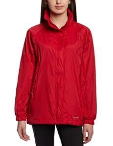 Regatta Joelle III Women's Leisurewear Waterproof Jacket - Flame, Size 8