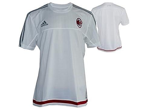 Maillot Entrainement Milan AC Blanc