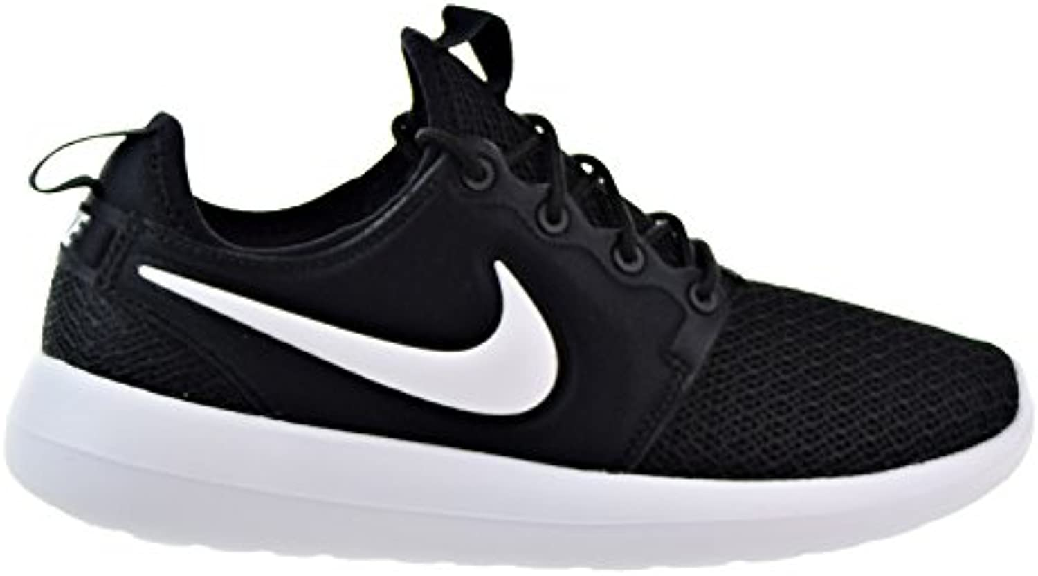 competitive price bee60 ab759 NIKE Roshe Two Women s Shoes Black Black White 844931-007 (10.5 (