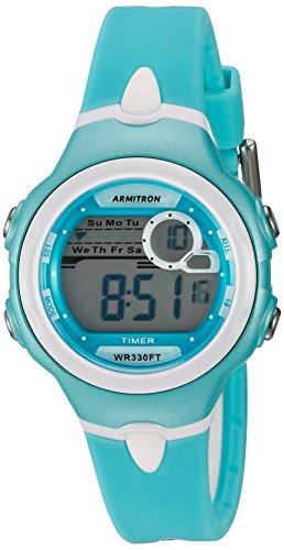 armitron-sport-womens-45-7074tel-digital-chronograph-teal-resin-strap-watch