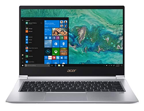 "Acer Swift SF314-55-7399 Notebook con Processore Intel Core i7-8565U, RAM 8 da GB DDR4, 256 GB Intel PCIe SSD, Display 14"" FHD IPS LED LCD, Scheda grafica Intel UHD 620, Windows 10 Home, Silver"